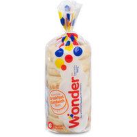 Wonder Wonder - English Muffins - White, 390 Gram