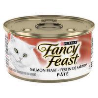 Fancy Feast Fancy Feast - Cat Food - Salmon Feast Pate, 85 Gram