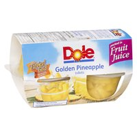 Dole - Pineapple Fruit Bowl