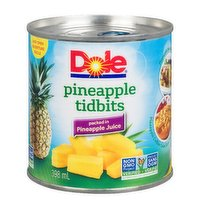 Dole - Pineapple Tidbits