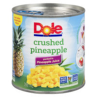 Dole - Crushed Pineapple