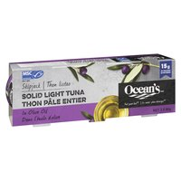 Oceans - Solid Light Tuna in Olive Oil