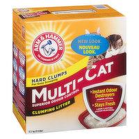 Arm & Hammer - Multi-Cat Clumping Litter Fresh Scent