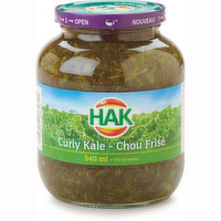 Hak - Curly Kale, 540 Millilitre