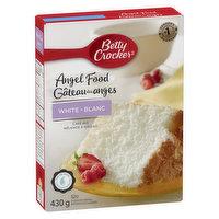 Betty Crocker - Angel Food White Cake Mix