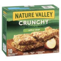Nature Valley - Crunchy Granola Bars - Apple Crisp, 10 Each