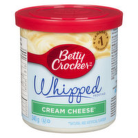 Betty Crocker - Whipped Cream Cheese Frosting