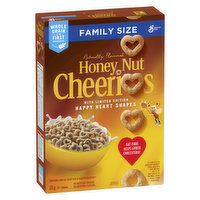General Mills - Honey Nut Cheerios Cereal - Family Size, 725 Gram