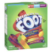 Betty Crocker - Fruit By The Foot Variety Pack, 6 Each