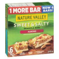 Nature Valley - Granola Bars - Almond, 210 Gram