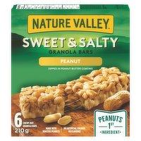 Nature Valley - Granola Bar - Sweet & Salty Peanut