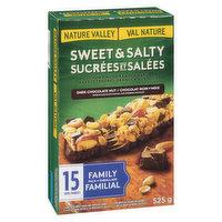Nature Valley - Sweet & Salty Dark Chocolate, 525 Gram