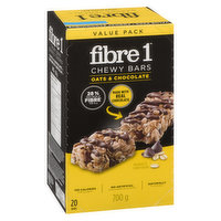 General Mills - Fibre Chewy Bars - Oats & Chocolate, 20 Each