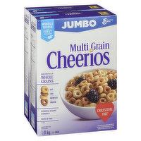 General Mills - Cheerios Multi Grain, Jumbo Size