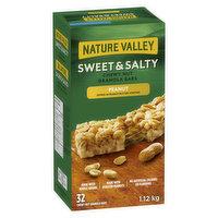 Nature Valley - Sweet & Salty Granola Bars - Peanut, 32 Each