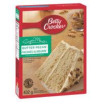 Betty Crocker - Super Moist Butter Pecan Cake Mix, 432 Gram