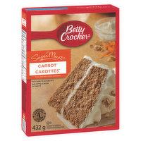 Betty Crocker - Super Moist Carrot Cake Mix, 432 Gram