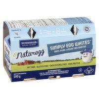 Naturegg - Simply Egg Whites, 2 Each