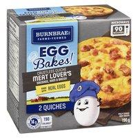 Burnbrae Farms - Egg Bakes - Meat Lover, 190 Gram