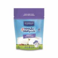 Burnbrae Farms - Eggs2Go Omega 3 Hard Boiled Eggs, 6 Each