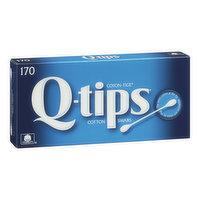 Q-Tips - Cotton Swabs, 170 Each