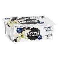 Liberte - Greek Yogurt Vanilla Bean 5% M.F.