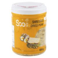 Soo - Shredded/dried & Soft Jerky Pork, 454 Gram