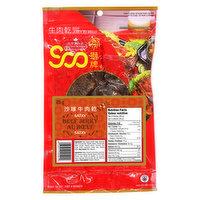 Soo - Satay Beef Jerky, 85 Gram