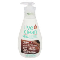 Live Clean Live Clean - Exotic Nectar - Hand Soap, 500 Millilitre