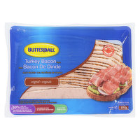 Contains No Pork. 50% Less Salt than our regular Pork Side Bacon
