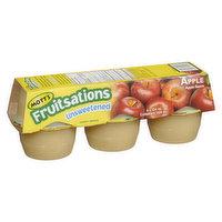 Mott's - Fruitsations  Apple - Unsweetened, 6 Each