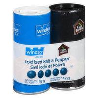 Windsor - Salt & Pepper Shakers
