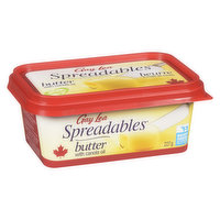 Gay Lea - Spreadables Butter with Canola Oil, 227 Gram