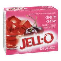 Jell-O Jell-O - Cherry Jelly Powder, 85 Gram