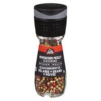 Club House - Grinder - Peppercorn Medley Seasoning, 24 Gram