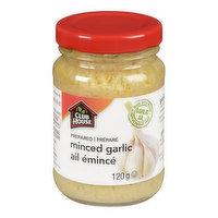 Club House - Prepared Minced Garlic