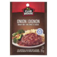 Club House - Onion Gravy Mix, 25 Gram