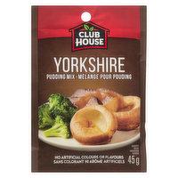 Club House - Yorkshire Pudding Mix, 45 Gram