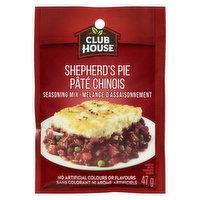 Club House - Shepherds Pie Seasoning Mix, 47 Gram