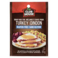 Club House Club House - Turkey Gravy Mix - Gluten Free, 25 Gram