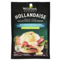 McCormick Gourmet - Hollandaise Sauce Mix - Less Salt, 56 Gram