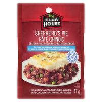 Club House - Shepherd's Pie Seasoning Mix - Less Salt, 47 Gram