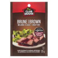 Club House - Brown Gravy Mix Montreal Steak Spice, 25 Gram