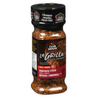 Club House - La Grille Spicy Montreal Steak Spice