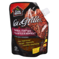 A robust blend of garlic, onion, pepper, gourmet spices, burgundy wine and seasonings.