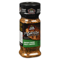A Lively Blend of Roasted Garlic and Spices Adds a Distinctive Flavour to your Grilled Chicken.