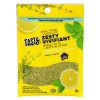 Tasty by Club House - Seasoning Blend - Zesty, 25 Gram