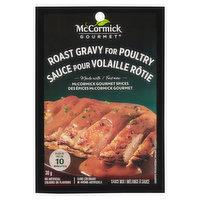 McCormick Gourmet - International Roast Gravy For Poultry, 30 Gram