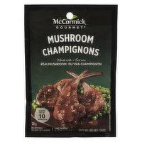McCormick Gourmet - International Wild Mushroom Roast Gravy, 30 Gram