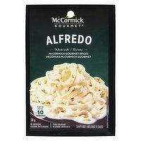 McCormick Gourmet - International Alfredo Sauce Mix, 30 Gram